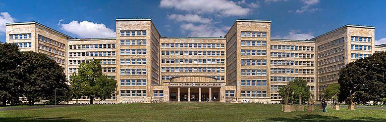 Semesterbeitrag Goethe Uni